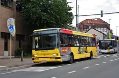 6652 W (brossel 8260) Tags: belgique bus tec brabant wallon