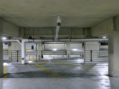 mean (army.arch) Tags: columbus ohio oh downtown parkinggarage parkingstructure concrete empty