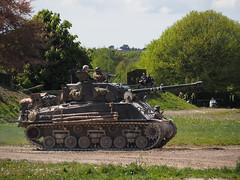 Fury Sherman M4A2E8 (Megashorts) Tags: allied us usa american fury m4a2e8 sherman movie outside olympus omd em1 mzd war military armoured armour armor armored fighting bovington bovingtontankmuseum tankmuseum bovingtonmuseum tank museum thetankmuseum england dorset uk tigerday 2017 show 40150mm tigerdayvii
