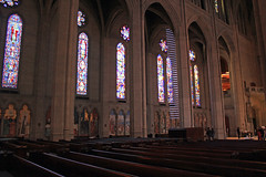 Exploring Grace Cathedral (JB by the Sea) Tags: sanfrancisco california april2017 urban nobhill gracecathedral church gothic frenchgothic