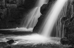 Venford B&W_signed (Jason Bradshaw Photography) Tags: venfordfalls digitalphotography devon dartmoor digital dartmoornationalpark water walks waterfall woodland waterfalls canon canonphotography capture canon400d contrast blackandwhite blackandwhitephotography monochrome moody rocks river rockpool refections rapids landscapephotography landscape landscapelovers longexposure southwest slowshutterspeed