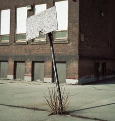 img199 (dmacfoto) Tags: fuji ga645 mediumformat portra expired 160vc hamilton school urban decay ebc fujinon