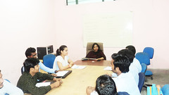 """Group Discussion & Mock Interview <a style=""""margin-left:10px; font-size:0.8em;"""" href=""""http://www.flickr.com/photos/129804541@N03/33620553131/"""" target=""""_blank"""">@flickr</a>"""