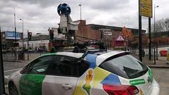 Google Maps Street View car in Digbeth (ell brown) Tags: digbeth birmingham westmidlands england unitedkingdom greatbritain southcitycollegebirmingham fusion google googlemaps googlemapsstreetview googlecar fusion2 mobile mobileshots huawei huaweip9 bus 37 nationalexpresswestmidlands birminghamuk