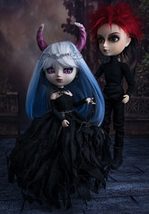 In the Dark (twilitize) Tags: adorable adventure art awesome beautiful beauty boy cool cute cutie camera dolls doll dollphotography dolly darling daring dark girls girly girl good groove gothic guy pullip pop popular pullips pullipphotography playtime photography