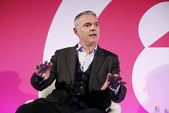 Daily Debate: Never Trust The Press, Advertising Week Europe 2017, Fast Company Stage, Picturehouse Central, London, UK (AdvertisingWeek) Tags: london uk