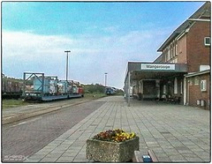 Inselbahnhof Wangerooge anno 2000