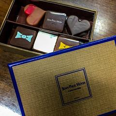 2017-03-14 07.02.13-2 (Darjeeling_Days) Tags: 中央区 東京都 日本 jp iphone6 チョコレート ホワイトデイ ジャンポールエバン