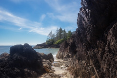 On the Rocks (Carrie Cole Photography) Tags: bc britishcolumbia canada capescott carriecole leefilters pacificnorthwest sanjosefbay vancouverisland beach hiking landscape nature outdoors rockformations scenic sea smooth tidepools tourism travel water