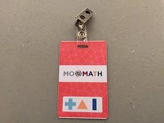 Ticket (alexandergaynes) Tags: nyc ny newyork newyorkcity momath museumofmathematics mathematics unseenny unseen flatiron