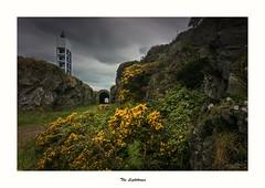 The Lighthouse... (Canconio59) Tags: faromeiras largasexposiciones otraspalabrasclave cielo sky faro lighthouse farodafrouxeira valdoviño galicia españa spain