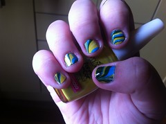 Marble Nails (Kassy Morales) Tags: marble colorama