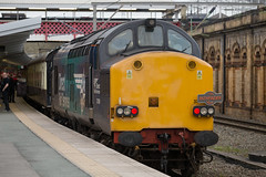 DRS 37069 @ Crewe (daveymills31294) Tags: drs 37069 crewe class 37 370 pathfinder tours everywhere again
