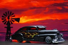 HotWheels '47 CHEVY FLEETLINE (koziro) Tags: hotwheels 47 chevy fleetline ホットウィール シェビー フリートライン 1947 ミニカー minicar アメ車