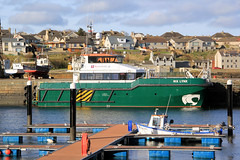 Rix Lynx (North Ports) Tags: wick caithness mmsi 235115745 beatrice wind farm offshore moray firth field harbour bay marina berthed moored