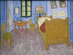 Van Gogh's Room at Arles, 1889 (Mr. History) Tags: museedorsay dorsay paris vangogh arles room vincent provence