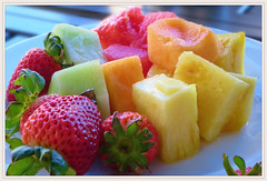 Wikiki Fruit Plate (janetfo747 ~ off and on for a while) Tags: food eat hungry yum yumoh delicious tasty cook art color foodies dinner lunch brunch breakfast snack