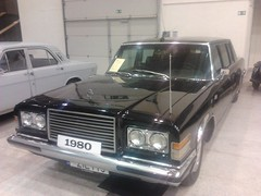 1986 Zil (ЗиЛ) 115 (geri.jokub) Tags: zil soviet russian limousine 1980s lithuania lietuva rusiškas sovietinis klasika
