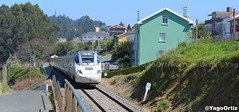 Road to Madrid (yagoortiz) Tags: alvia s730 perbes madrid ferrol tren renfe via