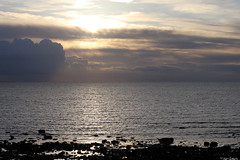 Harrington shore (Cumberland Patriot) Tags: harrington shore beach solway firth irish sea seas oceaan view vista cloud clouds sky workington cumbria cumberland allerdale borough uk united kingdom england