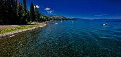 As They Say.....  KEEP TAHOE BLUE (The VIKINGS are Coming!) Tags: tahoe california lake trout water alpine cleanwater