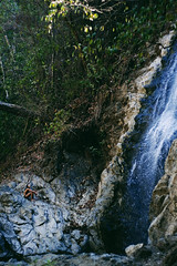 Montezuma Love (andreannelupien) Tags: montezuma costarica waterfall traver nature forest water landscape beautiful large travaling leaves girl women photography inspiration inspire goodvibe vibes rock love live alive life pure purity simple