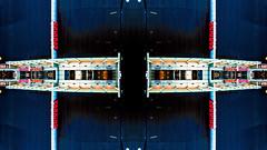 parkingHUB (haominshi) Tags: symmetry symmetric city chicago scifi utopia utopian future abstract architecture skyscraper dystopian dystopia