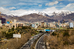 Alborz Mountains North of Tehran (SamEyeSight Photography) Tags: canon 5d mark iv 24105 landscape travel persia tehran iran alborz mountains snow ski middle east highway city capital