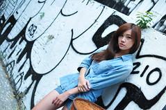 Yibi0036 (Mike (JPG直出~ 這就是我的忍道XD)) Tags: yibi 西門町 d300 model beauty 外拍 portrait 2013 fifi