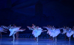 tercer Acto Bayadera CND (Fausto Jijón Quelal) Tags: cnd balle ballet bailarines bellas bayadera mexico movimiento mujer mx