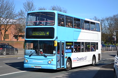 National Express Coventry 4412 BV52OCG (Will Swain) Tags: coventry 25th march 2017 nx nxc cov bus buses transport travel uk britain vehicle vehicles county country england english national express 4412 bv52ocg