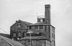 Devizes: Wadworth Brewery (thulobaba) Tags: canal victorian tourism tourist leisure wiltshire devizes england monochrome blackandwhite brewery beer wadworth 1885 northgate 6x brewing industry