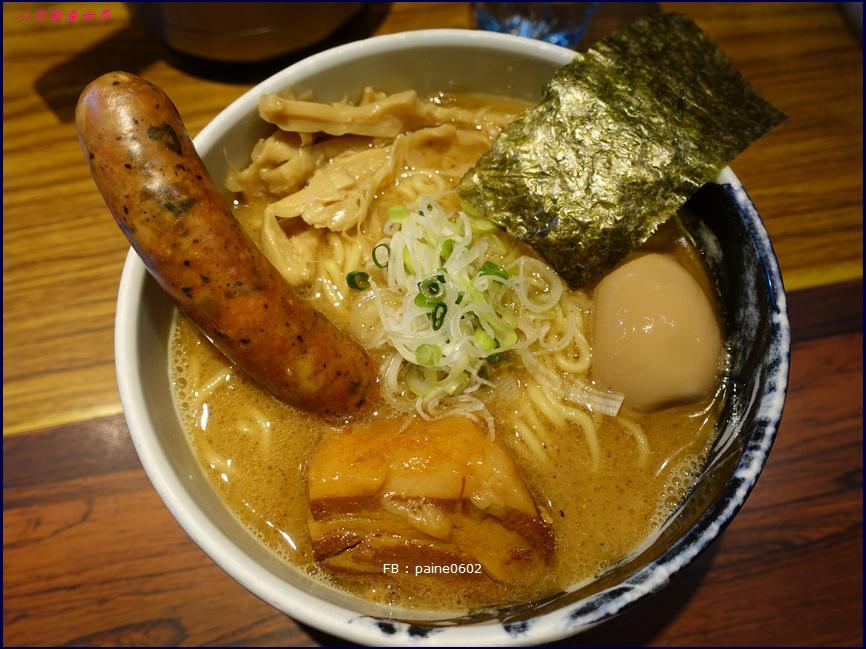 東京 吉祥寺 麵屋武藏 虎洞 (7).JPG