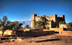 Kasbah Ait Ben Moro (schaffer.walter) Tags: marokko