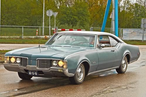 Oldsmobile Delmont 88 Holiday Coupé 1968 (9967)
