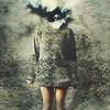 Dissolved, 2016 (anettudud) Tags: people girl portrait selfportrait surreal smoke me self woman wall