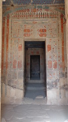 Temple of Hatshepsut - Chambers (Rckr88) Tags: templeofhatshepsut temple hatshepsut temples deir elbahari luxor egypt deirelbahari africa travel travelling ancient ancientegypt relic relics pharoah pharoahs paintings paint chamber chambers