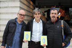 'Fugitivos', del col·lectiu literari LAB 26/04/2017