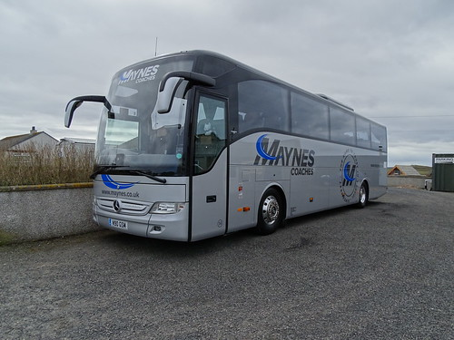 Maynes Coaches N90 GSM