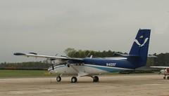 N46RF DHC 6 Millville 270417 (kitmasterbloke) Tags: kmiv millville nj usa newjersey aircraft outdoor aviation