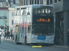 Libertybus 602 (Coco.3006) Tags: uk islands ct 400 jersey plus alexander dennis channel enviro libertybus