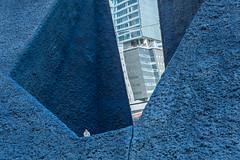 Edifici Frum, Barcelona (jacqueline.poggi) Tags: barcelona architecture architect catalunya espagne catalua barcelone architecte catalogne contemporaryarchitecture herzogetdemeuron architecturecontemporaine museublaudelescinciesnaturals mraresmeforum