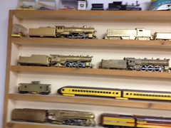 Part of My HO Scale Brass Locomotive Collection (bslook1213) Tags: nyc scale japan vintage japanese model hand o handmade g models trains hobby ktm collection made southern 1950s co unionpacific bo westside 1960s hobbies ho 1970s balboa craftsman 1980s brass mts nakamura lmb southernpacific akane csx ajin kmt steamlocomotive pfm railraod passengertrains diesellocomotive oldtrains on3 tetsudo traincollection suydam tenshodo brasslocomotives hon3 streamlinelocomotive daiyoung vintagemodeltrains hobrass brasstrains brasstraincollection hon3brassmodelstrains esuydam lmblum akanebrass pfmunited unitedmodels pacificfastmail erierailroadgmo brassstreamliners hoscalebrass oscalebrass