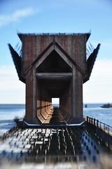 oredock (cahume) Tags: water landscape michigan lakesuperior marquette oredock thegreatlakes puremichigan
