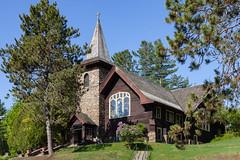 St Eustace Episcopal Church (Robert Wash) Tags: ny newyork church architecture adirondacks adk lakeplacid steustaceepiscopalchurch