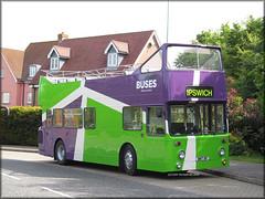 Ipswich 9 (MRT 9P) (Colin H,) Tags: bus leeds roe ipswich leyland ibl itm ibp atlantean ipswichtransportmuseum ipswichbuses mrt9p ipswichbuspage colinhumphrey