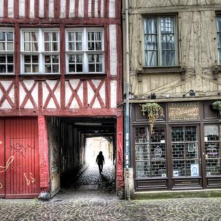 à découvrir Rouen...