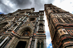 Colorful Middle Ages   -   Duomo di Firenze, Cattedrale Santa Maria del Fiore - Santa Maria del Fiore Cathedral, Florence Dome (Frank//) Tags: italy topf25 colors beautiful canon florence topf50 topf75 colorful europe italia cathedral medieval unesco tuscany firenze duomo toscana topf150 topf100 middleages topf200 whs cattedrale duomodifirenze 1740mml cattedralesantamariadelfioresantamariadelfiorecathedral florencedome watmooi