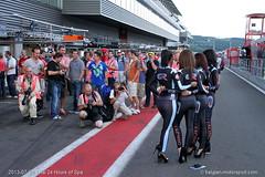 Gulf racing promo girls (belgian.motorsport) Tags: girls hot sexy promo gulf babe racing babes hours 24 total spa 24h rofgo