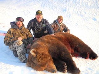 Alaska Moose and Bear Hunt - Dillingham 30